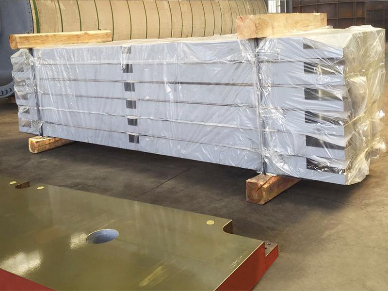 纸机基础板